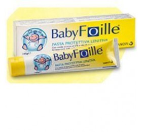 BABY FOILLE PASPROTLENIT145G