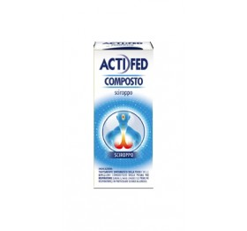 ACTIFED COMPOSTO SCIR 100ML