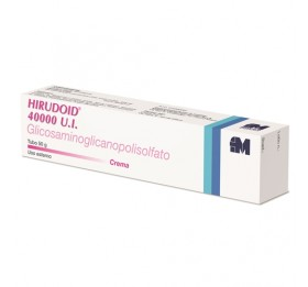 HIRUDOID 40000UI CREMA 50G