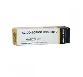 ACIDO BORICO MV 3% UNG 50G