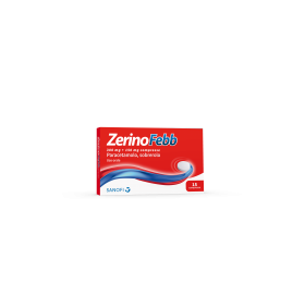 ZERINOFEBB AD 15CPR300+150MG