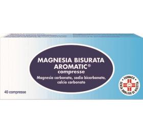 MAGNESIA BISURATA AROM 40CPR